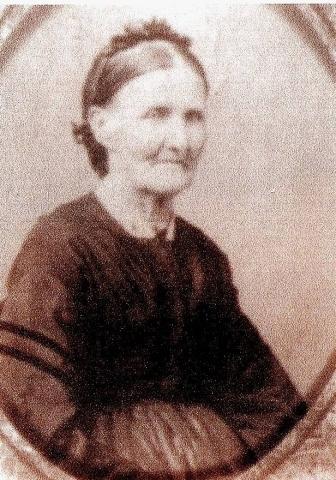 Great Great Great Grandma Hodges
